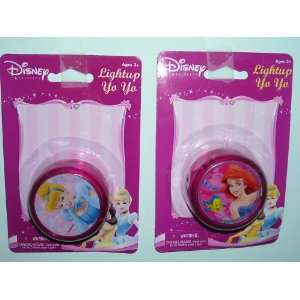 Disney Princess Cinderella Light up Yo, Yo and The Little