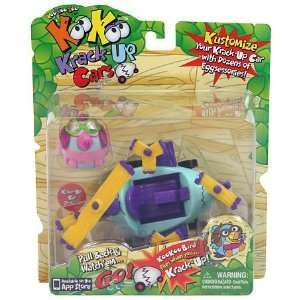 KooKoo Birds KrackUp Car Aero Copter: Toys & Games