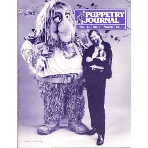 com Puppetry Journal Magazine Is the Official Magazine for Puppeteers