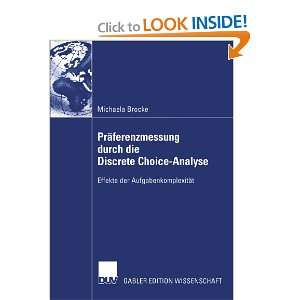 ) (9783835002142) Michael Brocke, Prof. Dr. Heinz Holling Books