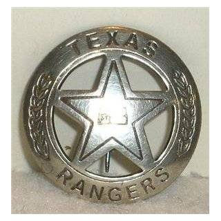 Ranger Company A COA Obsolete Old West Police Badge