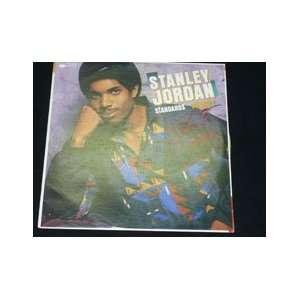 Signed Jordan, Stanley Standards Vol. 1 Album Cover