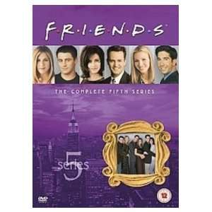 Friends: Jennifer Aniston, Courteney Cox, Lisa Kudrow