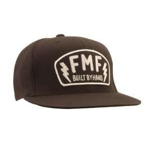 FMF Flying Machine Factory Flex Fit Hat Small/Medium Black