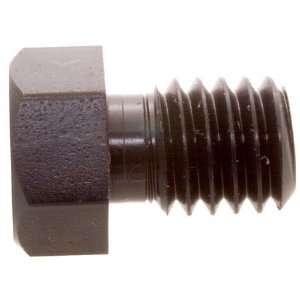 Thread Class 1A, Hex Head Threaded Type Inch, Rest Button (1 Each