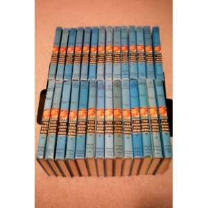 28 Volume Set    The Hardy Boys Series    Vol 1, 2, 3, 4, 5, 6, 7, 8