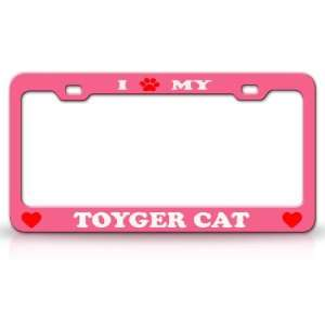 I PAW MY TOYGER Cat Pet Animal High Quality STEEL /METAL