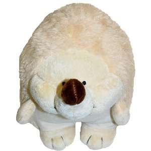 Vo Toys Plush Hedgehog Dog Toy, 7 Inch