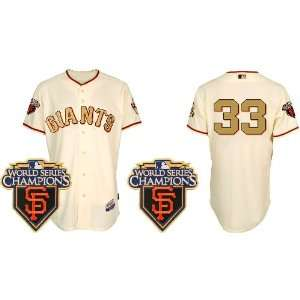 Wholesale   2011 new patch San Francisco Giants Jerseys