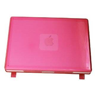 com Pink Macbook 13 Silicone Keyboard Cover (1st Generation Macbook