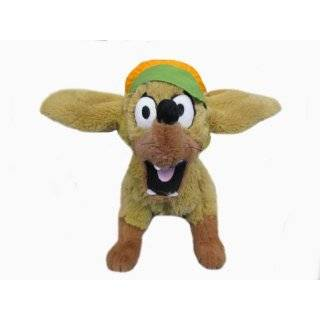 Disney Oliver & Company 10 Oliver Plush Toys & Games