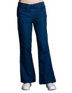Cherokee Womens Drawstring Scrub Pants L 3XL