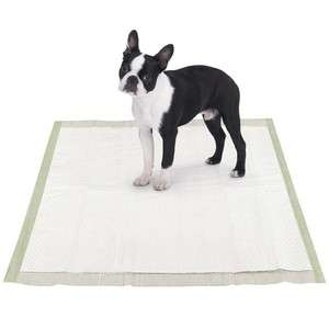 Clean Go Pet Biodegradable Eco Friendly Puppy Wee Wee Training Pads