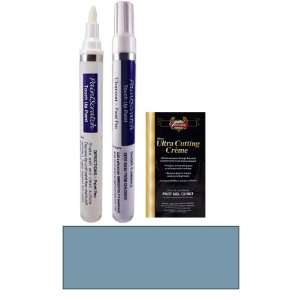 Medium Blue Metallic Paint Pen Kit for 1976 AMC Pacer (G9) Automotive