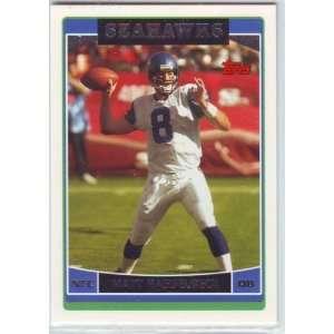 2006 Topps Football Seattle Seahawks Team Set Sports