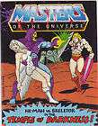 Masters Of The Universe   Mattel Mini Comic 1983