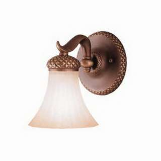 Kichler Oiled Bronze Wall Sconce Light Fixture *NIB*