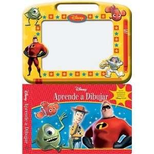 Serie aprendizaje: Pixar aprende a dibujar: Lets Draw