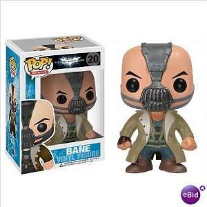 POP Heroes: Dark Knight Rises Movie Bane Vinyl Figure: Toys & Games