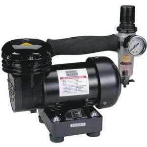 Mini Air Compressor w/Regulator & Filter Toys & Games