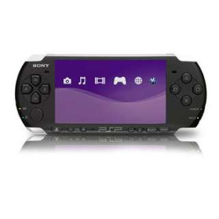 Sony PSP 3000   Core Pack Handheld System Piano Black Brand New Sealed