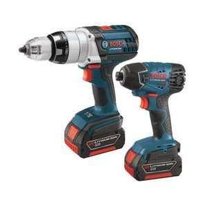 Cordless Tool Kit, Drills, 18 V   BOSCH: Home Improvement