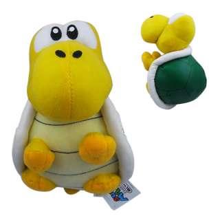 Cute  Super Mario KOOPA TROOPA Soft Plush Dolls Toy L