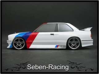 Seben LXR XK79 BMW M3 E30 Nitro RC Car 4WD RTR 110