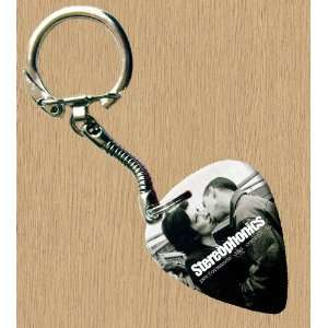 Stereophonics Performance Premium Guitar Pick Keyring