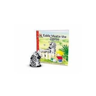 Fisher Price Little People Zoo Talkers Book & Figure Set Eddie Meets
