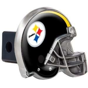 Pittsburgh Steelers Great American Metal Helmet Trailer Hitch Cover