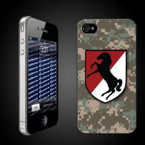 Military Divisions iPhone Case Designs 11th Armored