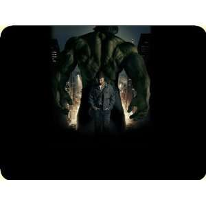 Hulk Iron Man Marvel Comics Mouse Pad