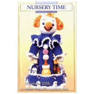 Nursery Time, Booklet 87T60 Annies Pattern Club Books