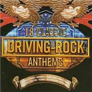 Driving Rock Athems Various Artists Music