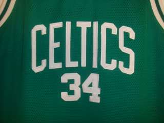 NEW! NBA Boston Celtics Jersey Dress 34 Pierce S M L XL