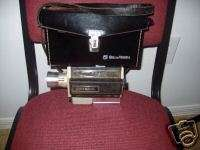 USED VINTAGE BELL & HOWELL SUPER 8 ZOOM 1201