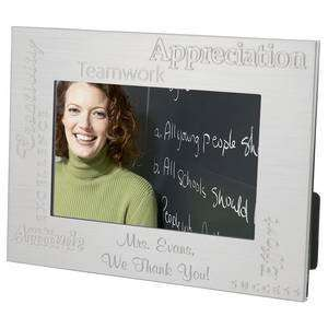 Personaliized Motivational Photo Frame: Baby