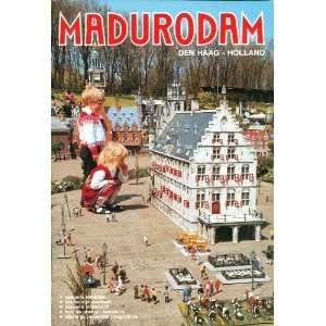 Madurodam Den Haag   Holland (Dutch/German/Spanish