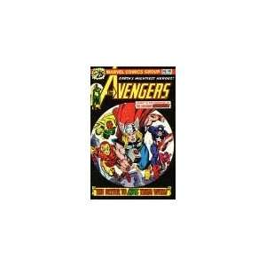 The Avengers (Marvel Comic #146) April 1976 Steve