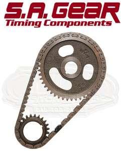 73002 3 Piece Timing Chain Set Small Block Mopar LA V8 273 318 340 360