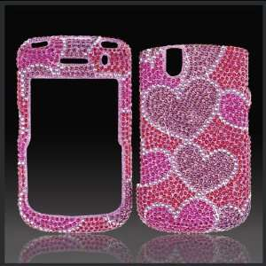 Cristalina crystal bling case cover Blackberry Tour 9630 Bold 9650