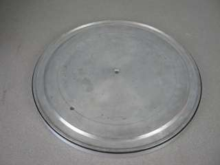grinder or sander part the wheel is 12 in diameter made of aluminum