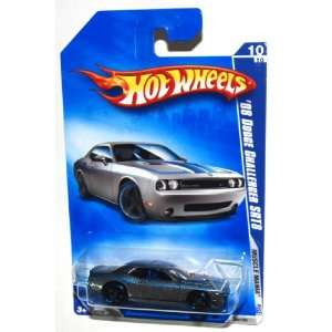 2009 Hot Wheels Muscle Mania, 2008 Dodge Challenger SRT8, 10 of 10