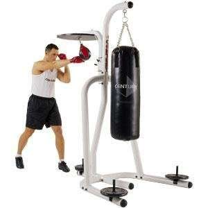Century Heavy Bag Stand and Speed Bag Platform