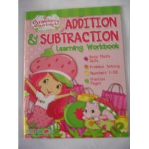 Strawberry Shortcake Addition & Subtraction Learning