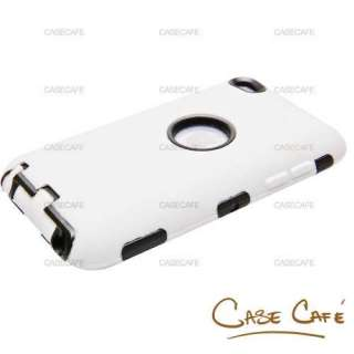 FULL BODY HARD CASE FOR APPLE IPOD TOUCH 4 4TH GEN 4G