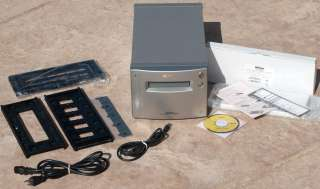 Nikon Super Coolscan 9000 ED Film Scanner w/ NEW FH 869G Glass Holder