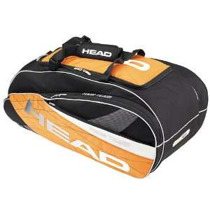 Head 11 Tour Team All Court Tennis Bag Sports & Outdoors
