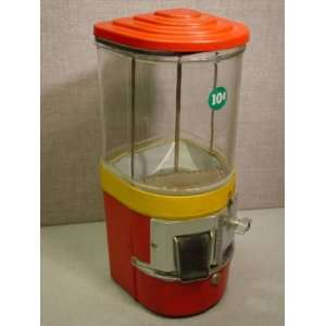 Vintage 1950s Vendorama Art Deco Gumball Machine